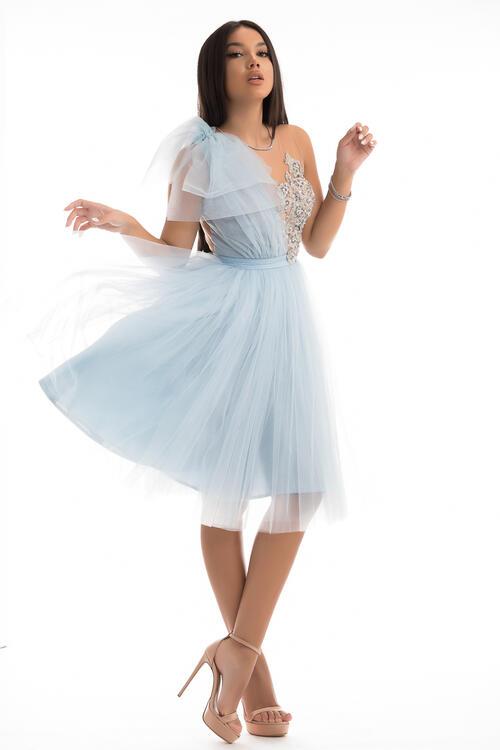 Rochia Cataleya Bleu
