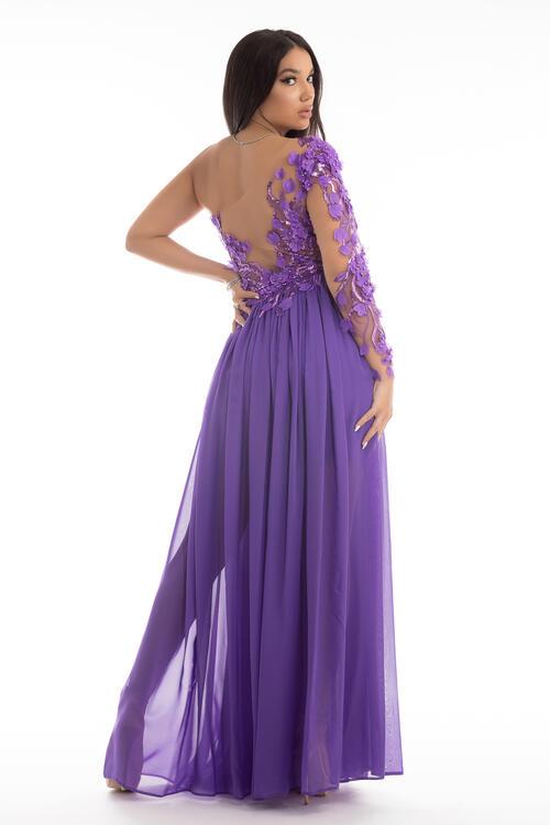 Rochia Iris Violet